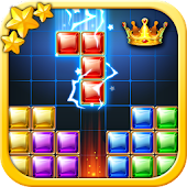 Block Jewels King Puzzle
