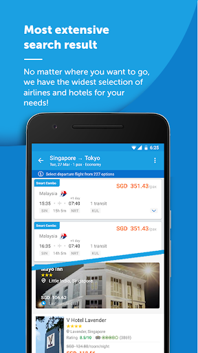 Traveloka Book Flight & Hotel  screenshots 6