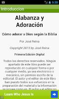 Screenshot of Alabanza y Adoracion 2.0