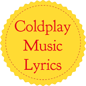Music Lyrics for Coldplay