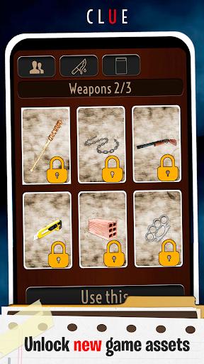 Clue Detective: mystery murder criminal board game 2.3 screenshots 5