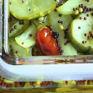 Easy Zesty Bread and Butter Pickles