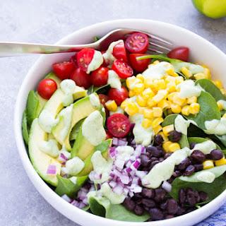 Southwestern Spinach Salad Recipes