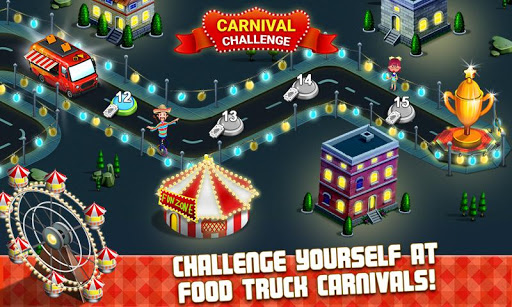 Food Truck Chefu2122: Cooking Game  mod screenshots 5