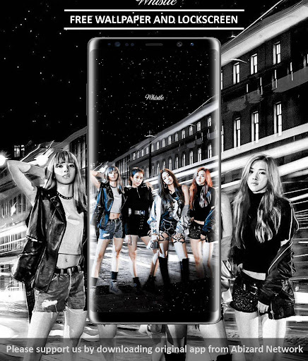 Black Pink Wallpapers KPOP 3.1 screenshots 1