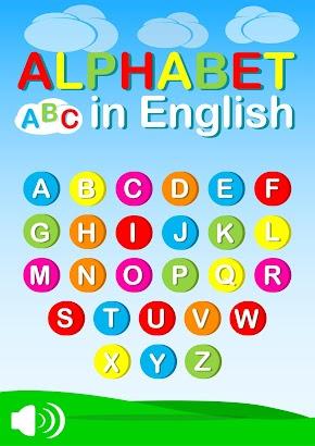 ABC Alphabet English- screenshot thumbnail