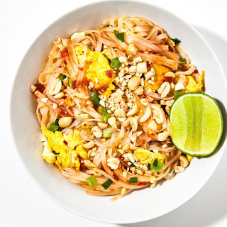 Weeknight Pad Thai Recipe