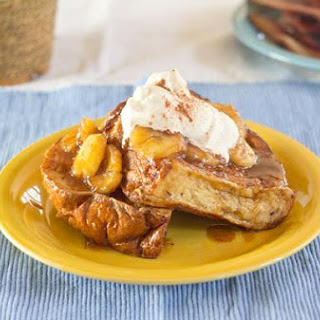 Bananas Foster French Toast By Mommie Cooks