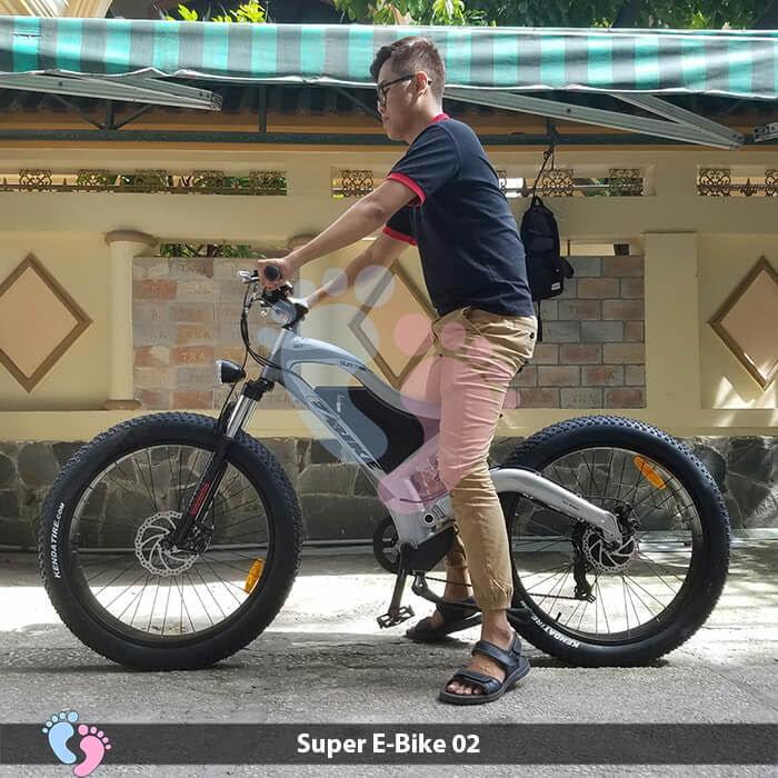 Xe đạp điện địa hình Super E-Bike 02 3