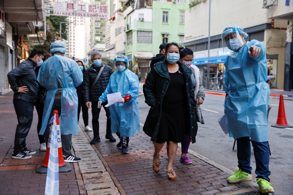 Covid-19 vaccine shots add to confusion over China's tests for travellers