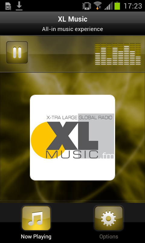 XL Music- screenshot