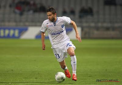Nicolas Gavory  is op weg naar Standard, maar kon ook naar Anderlecht