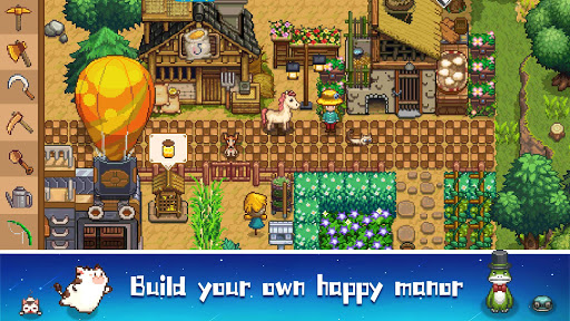 Harvest Town 1.3.7 screenshots 1
