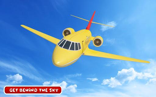Aeroplane Games: City Pilot Flight  screenshots 13