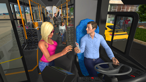 Bus Game 2.0.1 screenshots 5
