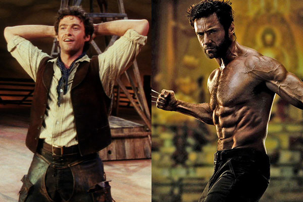 Hugh Jackman – The Wolverine