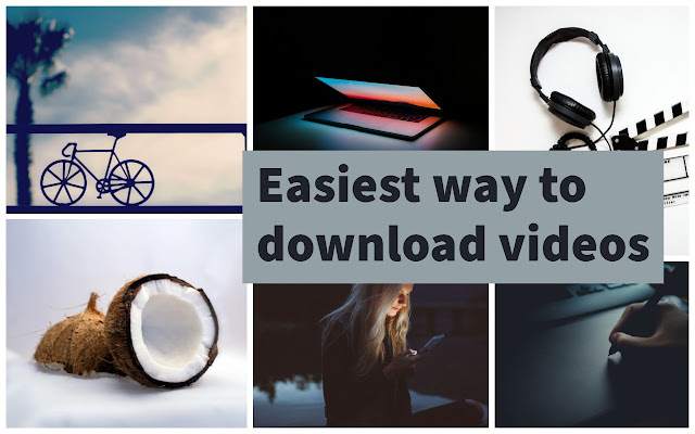 Video downloader - CoCoCut