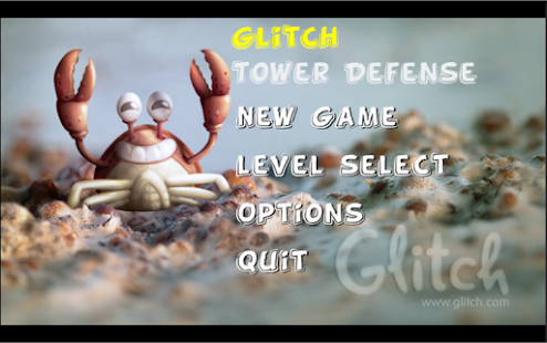 Glitch Tower Defense- screenshot thumbnail