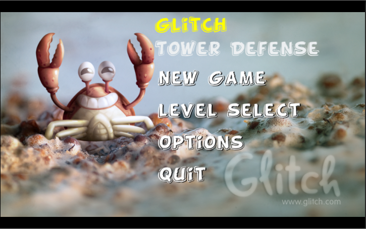 Glitch Tower Defense- screenshot