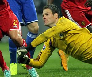 """Asmir Begovic: """" Je m'excuse vis-à-vis de mon équipe """""""