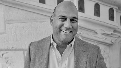 Salim Ismail, global tech strategist and co-founder of Singularity University.