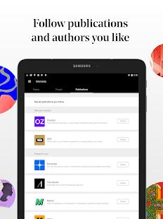 App Medium APK for Windows Phone
