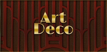 xperia art deco theme android app on appbrain. Black Bedroom Furniture Sets. Home Design Ideas