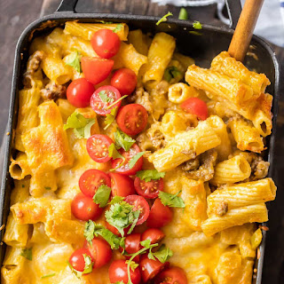 Mexican Macaroni And Cheese Bake Recipes.