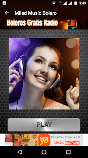 Boleros Music Radio - náhled