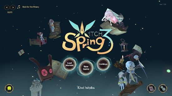 WitchSpring3 Screenshot