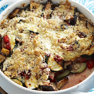 Eggplant and Zucchini Casserole