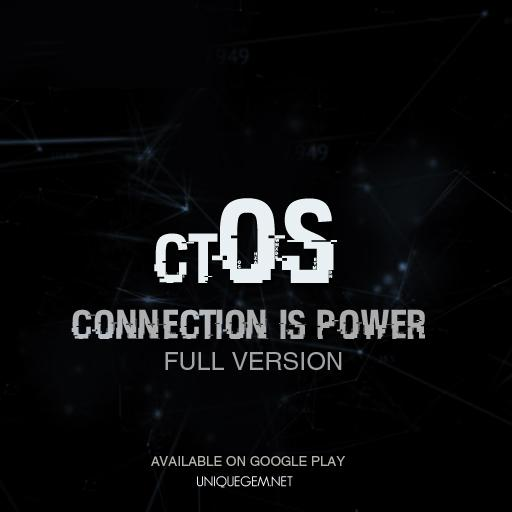 ctOS UI Full Version