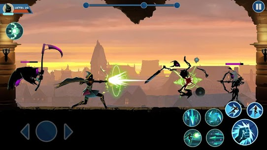 Shadow Fighter MOD Apk (Instant Kill) 5