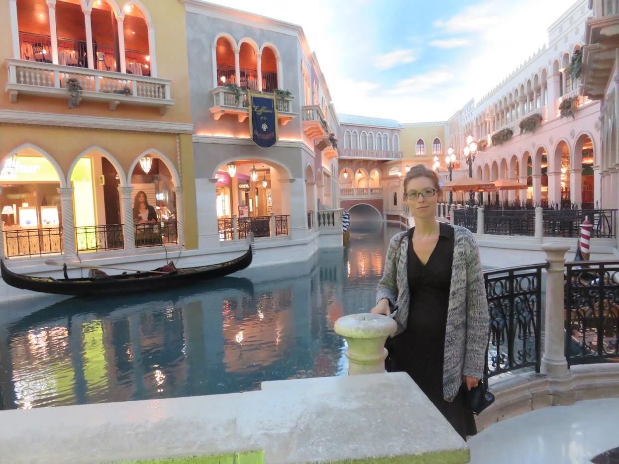 gondels Venetian Las Vegas