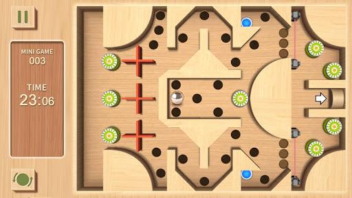Maze Rolling Ball 3D apkmind screenshots 8
