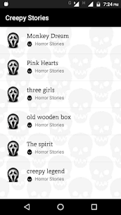 Horror Stories 2.2a APK Mod for Android 3