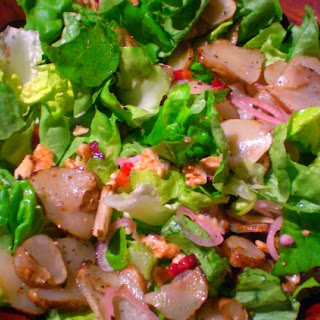 Roasted Sunchoke Salad