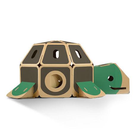 Hulki Lekhus Brun Sköldpadda