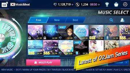 Music & Beat (O2Jam) 1.1.7 screenshot 1045258