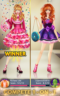 Dress Up Games Stylist - Fashion Diva Style 👗 Screenshot