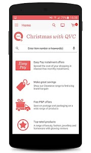 QVC (UK) screenshot 1