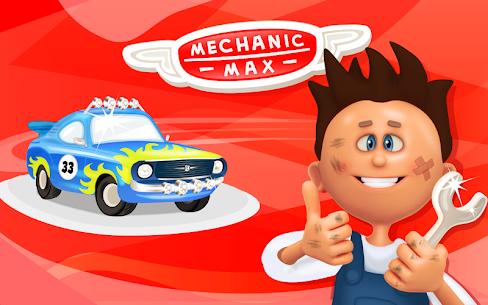 Mechanic Max – Kids Game 7