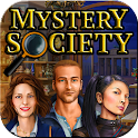 Hidden Object Mystery Society icon