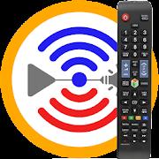 Remote for Samsung TVs & Blu Ray Players WiFI & IR