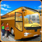 Ville Autobus Simulateur 3D - Addictif Jeu icon