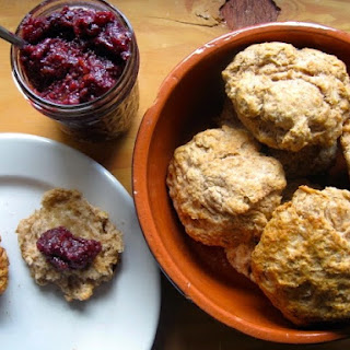 Whole Wheat Biscuits.