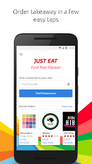 Just Eat - Takeaway delivery screenshot 00