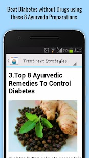 Beat Diabetes- screenshot thumbnail