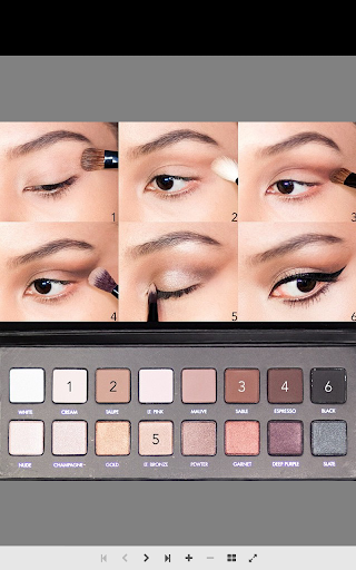 玩免費生活APP 下載眼睛化妝教程 app不用錢 硬是要APP