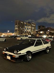 スプリンタートレノ AE86 1986年式  GT-APEXのカスタム事例画像 🌸にゃんこたろう🐾さんの2018年12月13日09:45の投稿